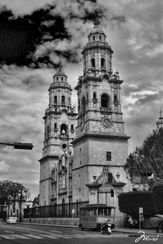 Catedral Morelia*  by Jonathan Muró, Due to global warming and Pollution I'm sick of incurable illnesses, hot or extreme cold weather and humidity here in Quebec are killing me, go here to know more,  http://www.ninaohmanarts.com