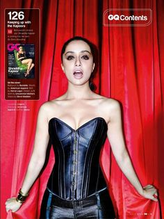 sexy-shraddha-kapoor-gq-india-photoshoot-july-2014