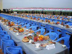 НДПТ и Резервный фонд президента Таджикистана устроили свадьбу в Кулябе (2)