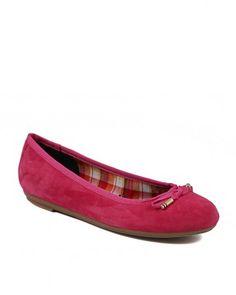 TOMMY HILFIGER FOOTWEAR Cecilia 3B Ballerina pink € 79,90