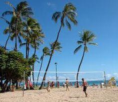 beach volleyball anywhere!
