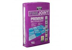 Ultra Tile Fine Joint White Grout is a water-resistant, frost-resistant, mould resistant, Anti-fungal cement based powder grout that is suitable for use internally and externally on walls and floors. Joint widths between 1-12mm. Just £13.00 per 10kg bag