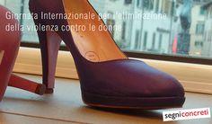 Segni Concreti torna in azione per la Giornata Internazionale per l'eliminazione della violenza contro le donne e lo fa anche questa volta con un'installazione, visibile da sabato 23 novembre presso i locali dell'Informa Giovani in piazza Sant'Agostino.