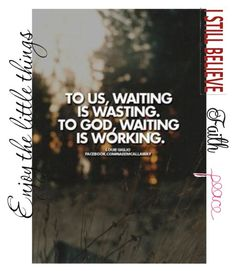 Much of life is spent waiting. (Spiritual Inspiration) spiritualinspiration: Much of life is spent waiting.spiritualinspiration: Much of life is spent waiting. Motivacional Quotes, Great Quotes, Bible Quotes, Inspirational Quotes, Timing Quotes, Super Quotes, Qoutes, Psalm 5, Quotes About God