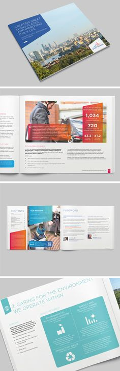 Saint Gobain CSR Review 2016 - Brochure layout design - Icon development - Implementation of new branding Layout Design, Icon Design, Brochure Layout, Case Study, Branding, Creative, Projects, Log Projects, Brand Management