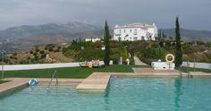 Hotel Cortijo Bravo, Velez-Malaga, Peaceful, remote, fabulous food