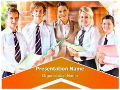 96 best education powerpoint templates and backgrounds images on high school powerpoint template is one of the best powerpoint templates by editabletemplates toneelgroepblik Images