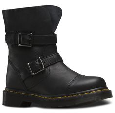 9cf22dbb7fd94 Martens Women s Kristy Slouch Rigger Leather Fashion Boots    New and  awesome product awaits you