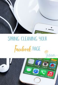 Spring Cleaning your Facebook Page | ItsReallyKita.com