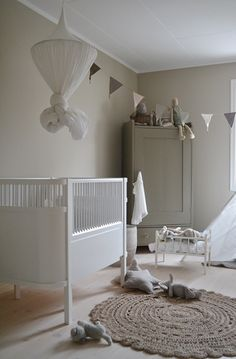 Baby Bedroom, Nursery Bedding, Baby Room Decor, Nursery Room, Ikea Girls Room, Scandinavian Kids Rooms, Nursery Neutral, Room Interior, Room Inspiration