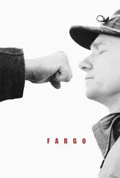 Fargo TV series on FX, Martin Freeman as Lester Nygaard