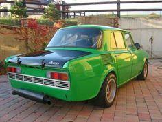 1974, Skoda S120S-Rally