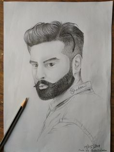 Parmish Verma Punjabi Song Director Hairstyle Undercut