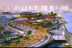 Unas 120 mil toneladas de carga será la capacidad de transporte del aeropuerto de Rio durante la competencia.
