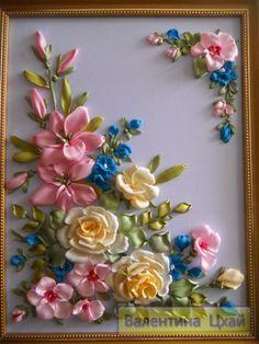 Gallery.ru / Фото #21 - Моя вышивка лентами - valentinaM