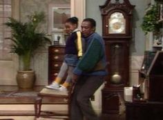 Everyone's favorite family from the 80's: The Cosby Show! (1984 - 1992)