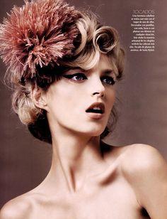 Marcin Tyszka - Anja Rubik for Vogue Latin Americ