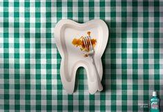 Even Mouthwash: Pasta     Remove all dirt.  Advertising Agency: DM/Blackninja, Recife, Brazil
