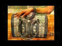 """Laga Handbags - """"Rebuilding Lives Making Luxury Handbags"""""""