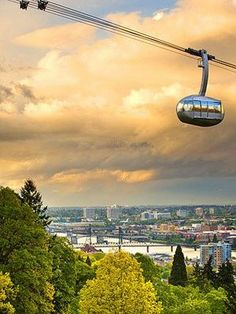 Portland's Skytram