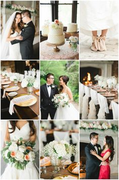 Beautiful Lake House Wedding | Kristyn Harder Photography | Bridal Musings Wedding Blog