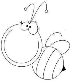 would be a great paper piecing Colouring Pages, Coloring Sheets, Coloring Books, Applique Patterns, Digi Stamps, Coloring Pages For Kids, Kids Coloring, Easy Drawings, Doodle Art