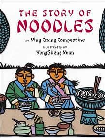 "The Story of Noodles: Left alone to prepare their family's prize-winning dumplings for the annual cooking contest, the young Kang boys accidentally invent a new dish, ""mian tiao,"" or noodles. Includes a cultural note and a recipe for long life noodles. Picture Quotes, Love Quotes, Picture Story Books, Chinese Picture, John Green Quotes, The Fault In Our Stars, Children's Literature, Upper Elementary, Funny Stories"