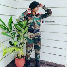 Army Pics, Indian Army, Armed Forces, Fuji, Lady, Dresses, Instagram, Fashion, Special Forces