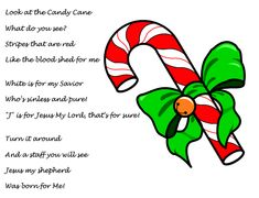 Candy Cane Poem about Jesus (Free Printable PDF Handout) Christmas Story Object Lesson for Kids Meaning Of Christmas, A Christmas Story, Christmas Candy, Christmas Crafts, Christmas Devotions, Christmas Ornament, Christmas Ideas, Christmas Bible, Christmas Program