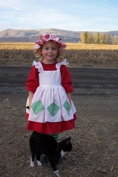 In the early 80's I looked something like this on Halloween. And this year our 3 year old is bringing back Strawberry Shortcake for Halloween.