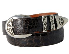 Walt Doran | Spanish Belt Buckle Set