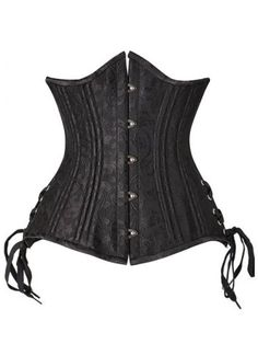 GET $50 NOW | Join RoseGal: Get YOUR $50 NOW!http://www.rosegal.com/corset-bustiers/lace-up-floral-jacquard-underbust-corset-881503.html?seid=1424208rg881503