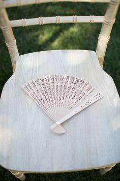 Fan wedding favours | Kaysha Weiner Photographer | Bridal Musings Wedding Blog 47