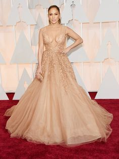 2015 #Oscars Jennifer Lopez