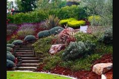 10 Stunning Landscape Ideas for a Sloped Yard - Page 4 of 11 | Yards ...