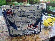 Veľké tašky - Taška veľká Brexit - 6904972_