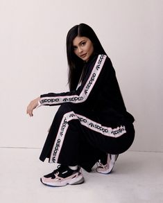 62a16412f03 Kylie Jenner announced as the face of adidas Originals