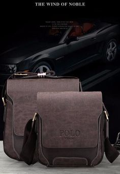 LIKE & follow us on FB --> https://www.facebook.com/fabulousitymovement This PU Leather Canvas Messenger Bags for men Wallets for Men Shoulder Bags for Men Computer Bags, is high quality and charming.
