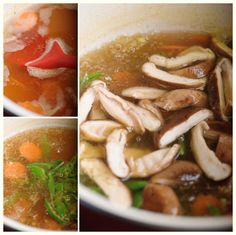 Udon Miso Noodle Soup. Great simple recipe!!(and a great cooking blog)