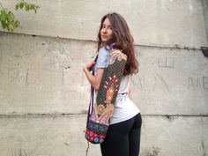 Стеганный рюкзак это красиво;) #клумкисумки