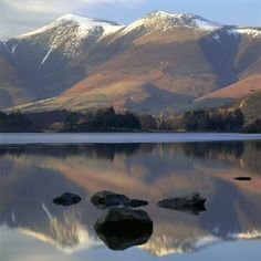 Skiddaw, Derwent, England. my highest mountain climb ever