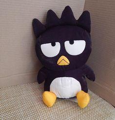 Sanrio kitty black hello kitty 12 and a half inches 2001 collectors euc kids  #Sanriosmiles