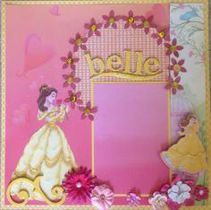 Belle layout