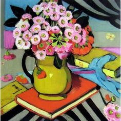 Discover the value of your art. Our database has art auction market prices for Margaret Rose (MacPherson) Preston, Australia and other Australian and New Zealand artists covering the last 40 years sales. Margaret Rose, Margaret Preston, Henri De Toulouse Lautrec, Australian Painters, Australian Artists, Illustrations, Illustration Art, John Russell, Still Life Flowers