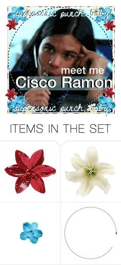 """✯&; meet me // Cisco Ramon"" by the-reviewing-fangirls ❤ liked on Polyvore featuring art, vibesofvibe and ciscoramen"