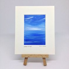 A personal favourite from my Etsy shop https://www.etsy.com/uk/listing/526255755/beach-lover-gift-seascape-miniature