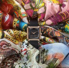 Dolce & Gabbana watch, I Love iiiiit