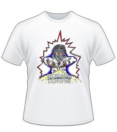 MAD Scientist Spray Foam T-Shirt: Hand Drawn Art by Carlos Moreno digitally printed on a light polyester performance shirt Swag Shop, Spray Foam, Art Drawings, How To Draw Hands, Hand Drawn, Mens Tops, Mad, T Shirt, Shopping