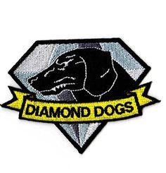 Diamond Dogs Velcro Patch From Metal Gear Solid ZanzibarLand http://www.amazon.com/dp/B00SICOF0I/ref=cm_sw_r_pi_dp_Aao4ub1H0D8QN
