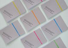 Fashion Show Catalogue by Joe Ling, via Behance